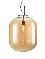 baratos -Novidades Luzes Pingente Luz Ambiente Acabamentos Pintados Metal Vidro Criativo 110-120V / 220-240V Branco Quente