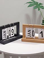 Недорогие -1шт Дерево Модерн / Простой стиль для Украшение дома, Подарки / Домашние украшения Дары