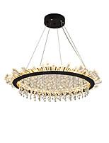 Недорогие -OBSESS® 2-Light Кристаллы Люстры и лампы Рассеянное освещение Окрашенные отделки Металл Хрусталь AC110-240V
