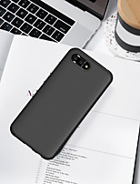 abordables -BENTOBEN Coque Pour Huawei Honor 10 Antichoc / Ultrafine / Wireless Charging Receiver Case Coque Couleur Pleine Dur TPU / PC pour Huawei Honor 10