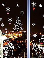 Недорогие -Праздничные украшения Рождественский декор Хэллоуин Развлекательный Декоративная Белый 1шт