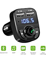 abordables -ZIQIAO V4.0 Kit Bluetooth Voiture Mains libres de voiture Bluetooth Automatique