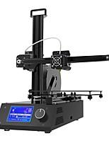 Недорогие -tronxy® x2 алюминий 3d принтер 220 * 220 * 220 мм размер печати с двумя вентиляторами охлаждения / hd lcd screen / button button design