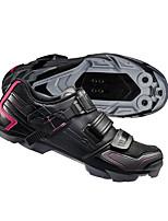 Недорогие -21Grams Взрослые Обувь для велоспорта Дышащий, Ультралегкий (UL), Удобный Шоссейные велосипеды / Велосипедный спорт / Велоспорт / Горный велосипед Черный Жен.