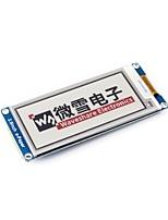 abordables -Module E-Paper 2.9 pouces Waveshare (b) Module d'affichage E-Ink 2,9 pouces 3-couleurs