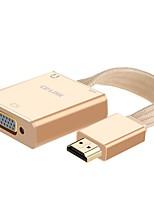 Недорогие -CE-Link HDMI 2.0 Адаптер / Конвертер, HDMI 2.0 к VGA Адаптер / Конвертер Male - Female 1080P 0.18m (0.6Ft)