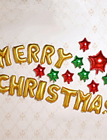 Недорогие -Рождественские украшения Праздник PVC куб Оригинальные Рождественские украшения