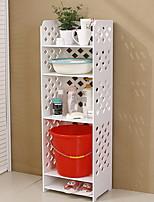 Недорогие -Хранение косметики Креатив / Оригинальные Модерн PP 1шт Украшение ванной комнаты