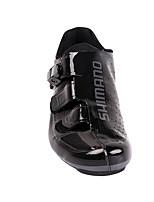 Недорогие -21Grams Взрослые Обувь для велоспорта Дышащий, Ультралегкий (UL), Удобный Шоссейные велосипеды / Велосипеды для активного отдыха / Велосипедный спорт / Велоспорт Буле / черный Жен.