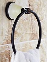 Недорогие -Держатель для полотенец Новый дизайн / Cool Modern Металл 1шт полотенце На стену