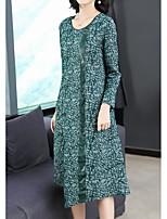 Недорогие -женский выход из тонкой оболочки платье midi