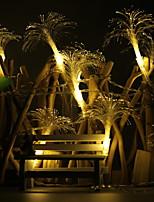 baratos -5m Cordões de Luzes 20 LEDs Branco Quente Decorativa Baterias AA alimentadas 1conjunto