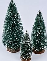 Недорогие -Новогодние ёлки Новогодняя тематика пластик Рождественская елка Оригинальные Рождественские украшения