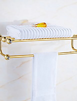 baratos -Prateleira de Banheiro Criativo Moderna Alumínio 1pç Casal (L200 cm x C200 cm) Montagem de Parede