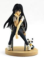 billiga -Anime Actionfigurer Inspirerad av Min ungdoms romantiska komedi är fel, som jag förväntade mig Yukinoshita Yukino pvc 12 cm CM Modell Leksaker Dockleksak