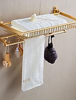 Недорогие -Держатель для полотенец Новый дизайн / Cool Современный Металл 1шт Двуспальный комплект (Ш 200 x Д 200 см) На стену