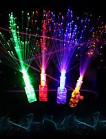 Недорогие -10 шт. Космонавт Светодиодные кольца Красный / Синий / Цветной Батарея с батарейкой Для детей / Cool / Креатив <5 V