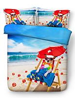 Недорогие -наборы для одеяла на день благодарения 3d полистирол реактивная печать 3 шт.