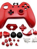 abordables -Kits de pièces de rechange pour le contrôleur de jeu Pour Wii U ,  Mignon Kits de pièces de rechange pour le contrôleur de jeu PVC 1 pcs unité