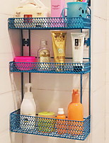 Недорогие -Хранение косметики Креатив / Оригинальные Современный современный Нержавеющая сталь 1шт Украшение ванной комнаты