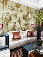 abordables -fond d'écran / Mural Toile Revêtement - adhésif requis Décoration artistique / 3D / Ange