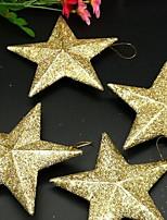 Недорогие -Рождество Праздник пластик куб Оригинальные Рождественские украшения