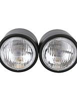 Недорогие -2pcs Мотоцикл Лампы 55-60 W Светодиодная лампа Налобный фонарь Назначение Галлей