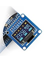 Недорогие -wavehare 0.96inch oled (b) 0.96inch oled spi / i2c интерфейсы прямой / вертикальный pinheader