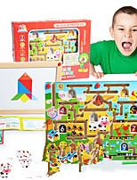 Недорогие -Магнитные палочки 1 pcs Cool утонченный Взаимодействие родителей и детей Все Игрушки Подарок