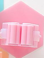 Недорогие -Крючки Оригинальные Модерн пластик 1шт Украшение ванной комнаты
