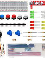 Недорогие -набор базовых компонентов 501c для ардуино электронных любителей