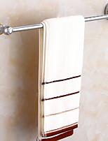 Недорогие -Держатель для полотенец Креатив Современный Латунь 1шт 1-Полотенцесушитель На стену
