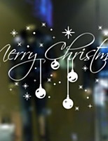 baratos -Decorações de férias Decorações Natalinas Enfeites de Natal Decorativa Branco 1pç