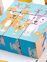 baratos -Quebra-Cabeças de Madeira De madeira 1 pcs Todos Brinquedos Dom