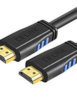 Недорогие -CE-Link HDMI 2.0 Кабель, HDMI 2.0 к HDMI 2.0 Кабель Male - Male 4K*2K 2.0m (6.5Ft)