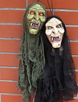 abordables -Décorations de vacances Décorations d'Halloween Halloween Créatif Noir / Vert 1pc