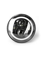 Недорогие -OTOLAMPARA 1 шт. H4 Автомобиль Лампы 40 W Высокомощный LED 4400 lm 5 Светодиодная лампа Налобный фонарь Назначение Jeep Wrangler Все года