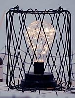 Недорогие -1шт LED Night Light Тёплый белый DC Powered Новый дизайн / Cool 180-240 V
