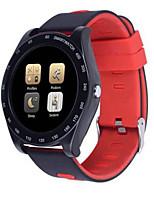 Недорогие -Смарт Часы Z1 для Android iOS Bluetooth 2G Пульсомер Измерение кровяного давления Сенсорный экран Израсходовано калорий Длительное время ожидания