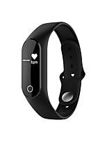 abordables -Montre Smart Watch E-TLW25B pour Android iOS Bluetooth Mesure de la pression sanguine Ecran Tactile Calories brulées Enregistrement de l'activité Information Minuterie Chronomètre Podomètre Moniteur