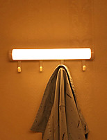 abordables -HKV 1pc LED Night Light Blanc Chaud / Blanc Froid Batteries AAA alimentées Capteur de corps humain / Placard / Armoire 5 V