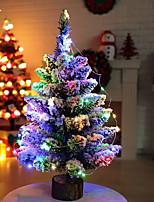 abordables -Décoration de maison Plastique / En bois / PCB + LED Décorations de Mariage Noël / Mariage Noël / Thème jardin / Thème floral Toutes les Saisons