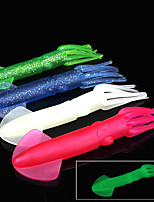 abordables -1 pcs leurres de pêche Leurre souple PVC Facile à Utiliser Pêche en mer / Pêche à la mouche / Pêche d'appât