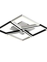 abordables -Nouveauté Montage du flux Lumière d'ambiance Finitions Peintes Métal Multi-teintes, Protection des Yeux, Ajustable 220-240V Blanc / Dimmable avec télécommande / Blanc chaud + blanc Source lumineuse