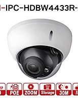 Недорогие -dahua oem starlight camera ipc-hdbw4433r-zs 2.7-13.5mm варифокальная моторизованная линза 4mp ir50m ip-камера заменит ipc-hdbw4431r-zs
