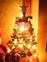 Недорогие -Обустройство дома ПВХ / PCB + LED / Полиэстер Свадебные украшения Рождество / Свадьба Новогодняя тематика / Сад / Цветы Все сезоны
