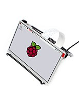 abordables -Lcd WaveShare 7inch pour écran ips PI 7inch pour interface Pi dpi framboise sans contact 1024x600