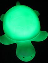 Недорогие -1шт LED Night Light Поменять Аккумуляторы AA Новый дизайн / Cool Батарея