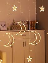 baratos -3M Cordões de Luzes 20 LEDs Branco Quente Decorativa 220-240 V 1conjunto