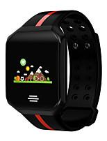 baratos -Relógio inteligente B07 para Android iOS Bluetooth satélite Impermeável Monitor de Batimento Cardíaco Medição de Pressão Sanguínea Tela de toque Temporizador Podômetro Aviso de Chamada Monitor de